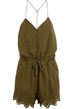 IRO . #iro #cloth #playsuit
