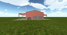 Cool 3D #marketing http://ift.tt/2r9Q2Bc #barn #workshop #greenhouse #garage #roofing #DIY