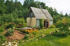 Russian Dacha Diary - Photo Essays - TIME