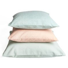 Groen/ turquoise  pillows #spring | Dille & Kamille