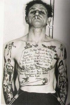 gutenver back: Tatuajes Vintage/ Vintage Tatoos