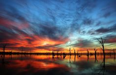 Refreshingly Beautiful Lake Photographs