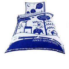 Buy Papercut Jungle Adventure Boys Set - Single at Argos.co.uk - Your Online Shop for Children's bedding sets.
