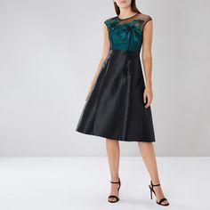 ce735755cfe1 Coast Multi Uk Virginia Full Midi Dress 2066298  http://www.dressescoastfashion.