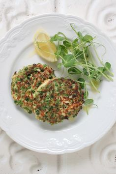 Pea Fritters Graded-3883