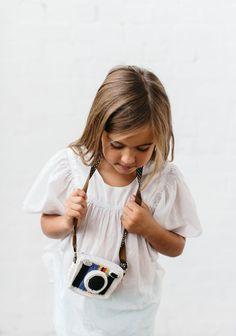 Ladedah Kids | Camera bag, SS13 collection.
