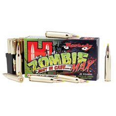 Hornady Z-Max Zombie Max Ammo .223 Rem 55 Gr. - Gander Mountain