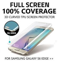 DN-Technology® Premium Fully Invisible Curved Screen Protector For Samsung Galaxy S6 EDGE D & N http://www.amazon.co.uk/dp/3111479226/ref=cm_sw_r_pi_dp_YF1Swb12MG9FF