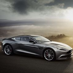 The Amazing Vanquish #Aston