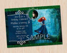 Disney Brave Merida Bow and Arrow Archer Birthday by MaryAnnColors