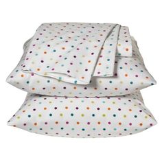 Xhilaration® Dot Sheet Set for H in twin