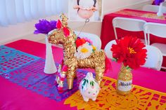Colorful Baby Shower Inspired by Mexican Culture | The Little Umbrella