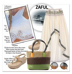 """ZAFUL"" by newoutfit ❤ liked on Polyvore"