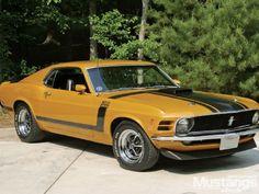 Jim Bridgett's Rare 1970 Ford Mustang Boss 302 Is No Trailer Queen