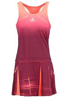 adidas Performance ADIZERO  Sports dress red