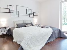 Home Staging - Redesign - Schlafzimmer