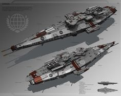 Sirius by on DeviantArt Spaceship Art, Spaceship Design, Concept Ships, Concept Art, Nave Star Wars, Starship Concept, Space Engineers, Sci Fi Spaceships, Capital Ship