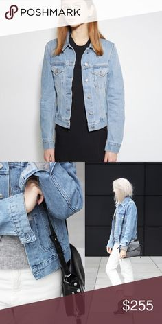 ae8494eaa6a Acne Studios Denim Jacket ✨💗 Acne Jackets   Coats Jean Jackets