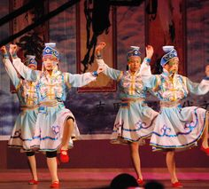 Hymen braking mongolian dance porn