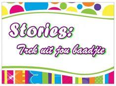 Stories: Trek uit jou baadjie Bible For Kids, Youth Ministry, Afrikaans, Teaching Kids, Trek, Easter, Christian, Posts, Blog