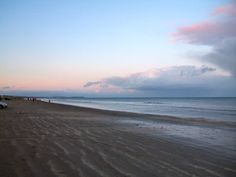 On the Beach at Bettystown, Co Meath, Ireland - where I used to play as a little girl :)