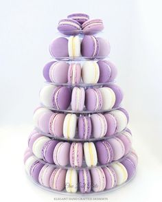 We made two of these purple ombré styled macaron towers last week #macaron #macarons #macaronstagram #dailymacaron #macaronslady #macarontower #purple #lovelysquares #foodphotography #foodstyling #pursuepretty #thehappynow #dessert #pastrychef #dessertstagram #dscolor #food #instafood #foodporn #huffposttaste #yahoofood #buzzfeast #loveit #wedding #brisbaneeats #brisbanewedding #brisbanefood #brisbaneevents #brisbanefoodie #onelastbite