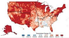Seven Scary Facts About How Global Warming Is Scorching the United States | News & Notes | BillMoyers.com