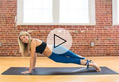 The Killer Pilates Sequence for a Crazy-Strong Core Pilates Abs Pilates Training, Core Pilates, Pilates Video, Pilates Barre, Pilates For Beginners, Pilates Reformer, Beginner Pilates, Pilates Workout Videos, Fitness Pilates