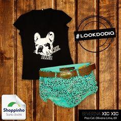 O calor chegou aqui na Severina Xic Xic!   #TOP #SeverinaXicXic #Moda #ShoppinhoSantoAndré
