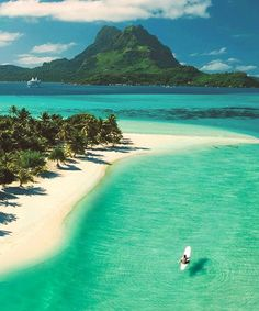 Awesome Place - Bora Bora Islands | Full Dose