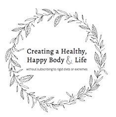 Create a healthy, joyful life.... on your own terms.