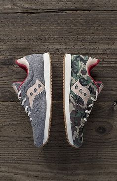 Saucony DXN 'Lodge Pack'. These two models sold really well