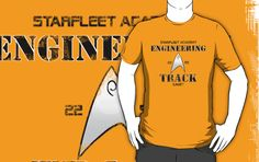 Engineering Track Cadet by emsalee