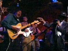 All Star Jam - John Lee Hooker, Bonnie Raitt, Johnnie Johnson, Albert Collins, Robert Cray, Charlie Musselwhite, Roy Rogers