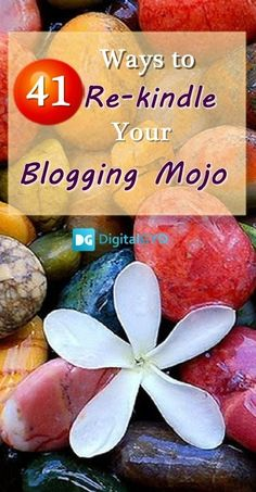 Have you lost your blogging mojo? Want some inspiration to come up with creative blog post ideas? This post will show you how to fight writers block. Get over 40 bit sized tricks for rejuvinate you.