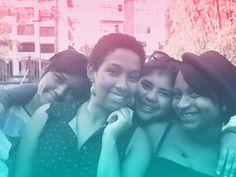 #Friends #Afrogirl!
