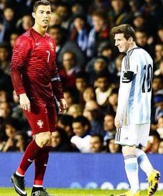 CR7: La comparación con Messi es normal pero a veces cansa porque siempre es lo mismo.