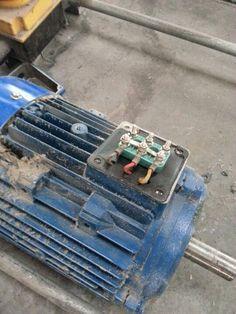 My first wiring in work