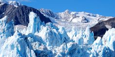 Glaciers: Alaska's No. 1 Attraction - Just outside Seward, Exit Glacier is a good spot for a longer hike. Get close by following the half-mile trail to the toe of the glacier.