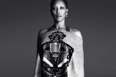 Erykah Badu is the New Face of Givenchy