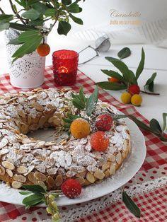 Ciambella di frutta secca e canditi - Deliziosa Virtù