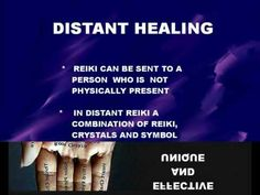 INTRODUCTION TO REIKI distance healing !