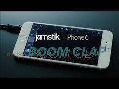 """Boom Clap"" by Charli XCX | Demo Made with Jamstik, Garageband & iPhone 6| - YouTube"