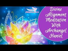 Ready to experience increased Divine Alignment in your life? Connect with Archangel Michael and Archangel Haniel to do just that! Manifestation Meditation, Guided Meditation, Archangel Haniel, Free Angel, Doreen Virtue, Blessed Mother Mary, Angel Numbers, Archangel Michael, Celestial