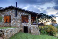 Casa Rustica de Arquitetos - Casas de campo para Alugar em Tiradentes, Minas Gerais, Brasil