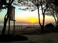 Sunset na praia do pepê - barra da tijuca