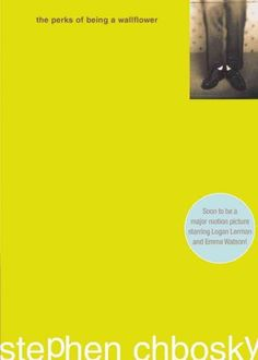 The Perks of Being a Wallflower by Stephen Chbosky - was the No. 10 most banned and challenged title 2000-2009