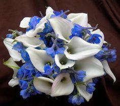 Lilys and Hydrangeas