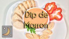 Como Hacer Dip de Morrón - Receta de Salsa de Pimiento Rojo - YouTube