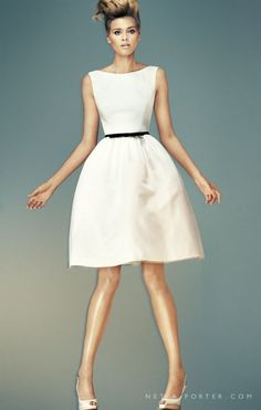 Oh, my gosh. This dress by Jason Wu is perfect! So girly!
